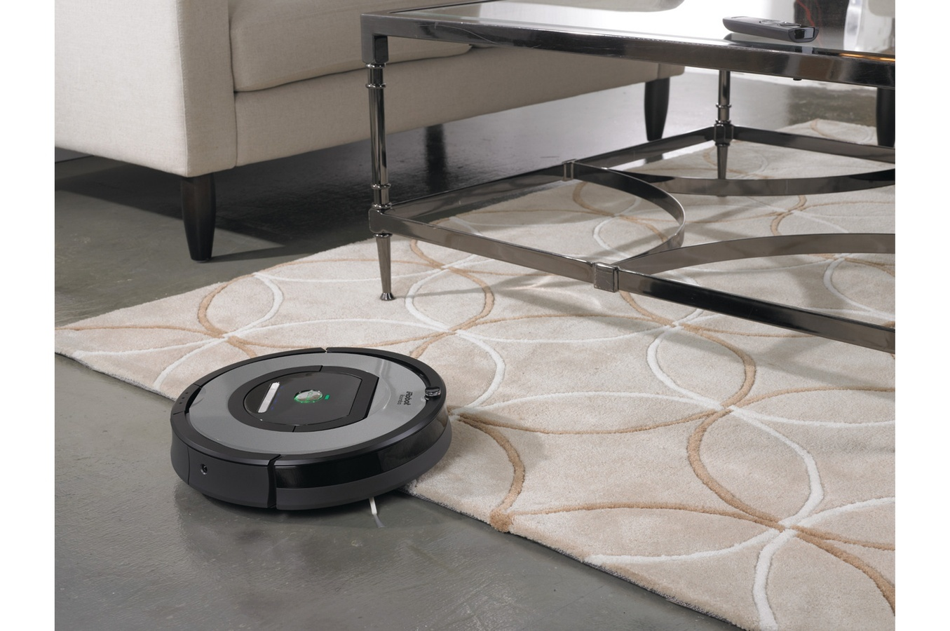 irobot roomba 774 aspirateur robot rob774 achat. Black Bedroom Furniture Sets. Home Design Ideas