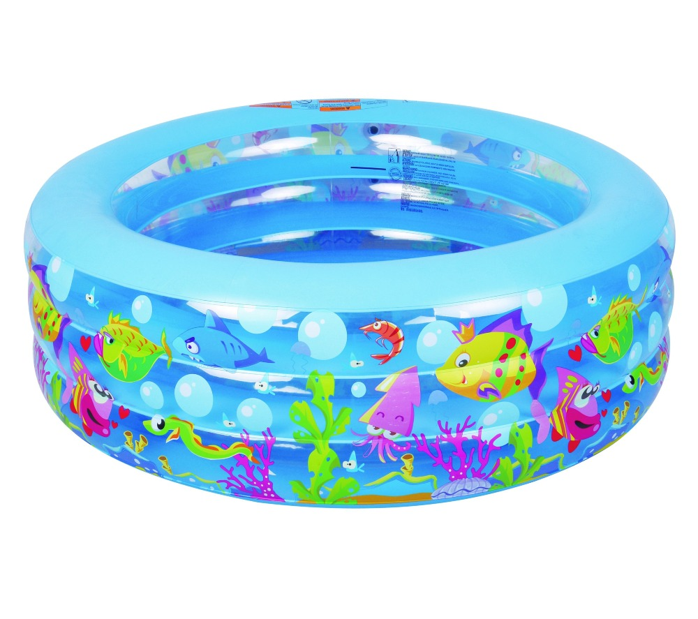 Carrefour piscine gonflable aquarium garden dia 1 52m - Carrefour piscina ...