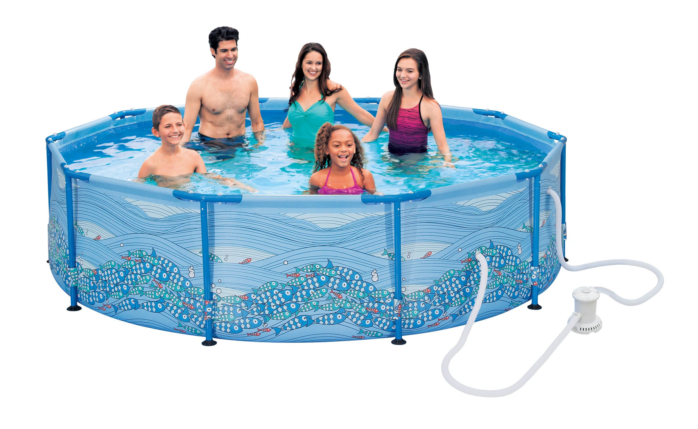 Piscine bois carrefour piscine bois cordoue x x m with for Piscine bois carrefour