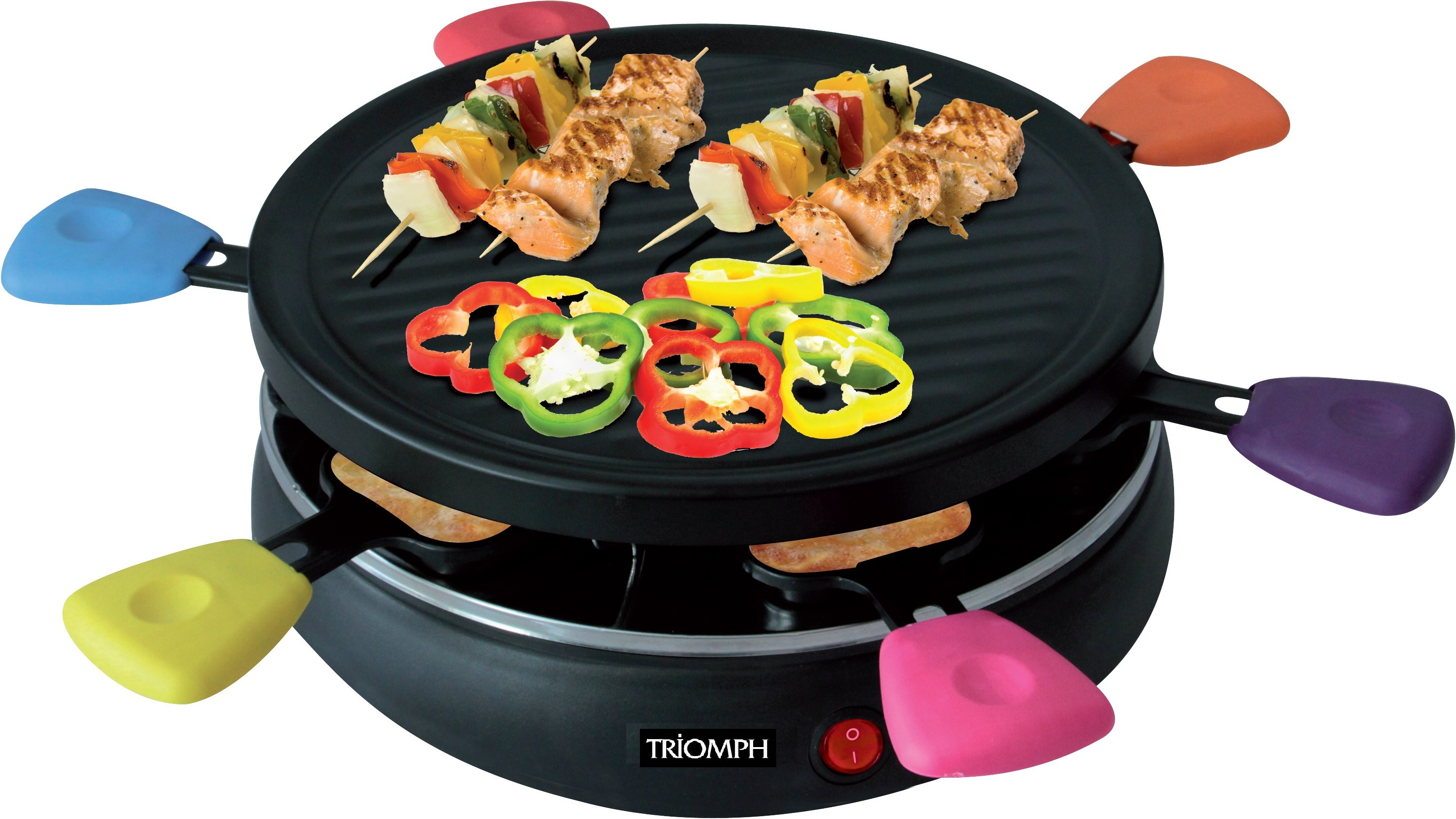 Raclette Grill Triomph ETF1617